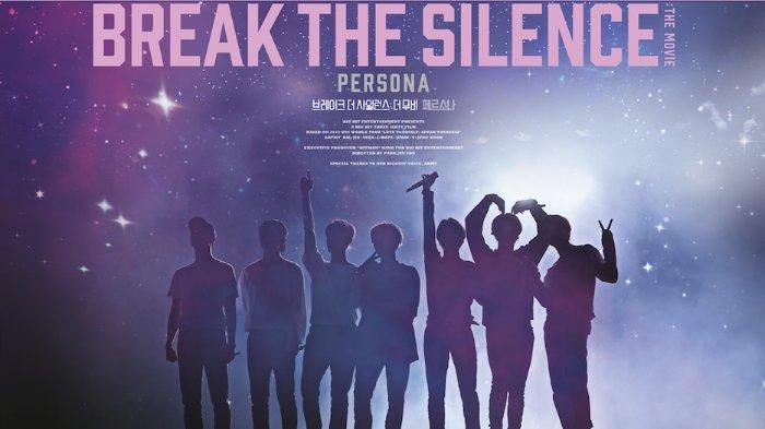 The Movie & Penjualan Tiket Kembali Rilis Film Dokumenter Ini Jadwal Rilis BTS Break The Silence