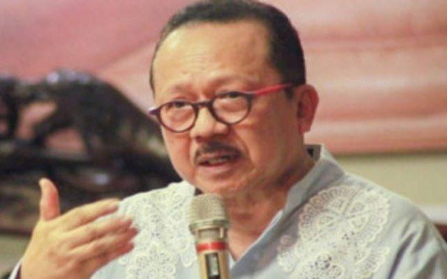 Mantan Gubernur DKI Fauzi Bowo dan Istri Terpapar COVID-19